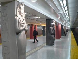 Museum Subway Toronto