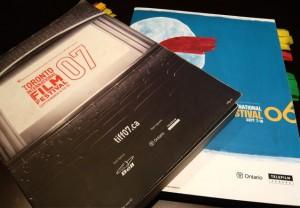 programme books