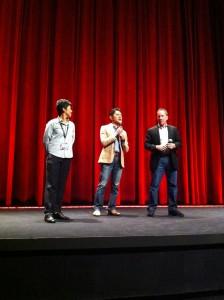 Goro Miyazaki at TIFF11