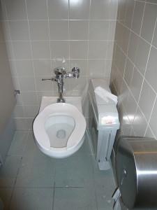 TL Square bathroom